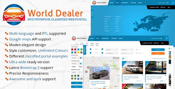 Car Dealer Listings Directory