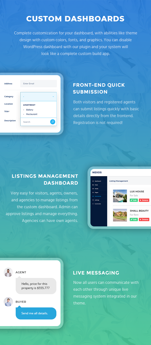 Nexos - Real Estate Agency Directory - 4